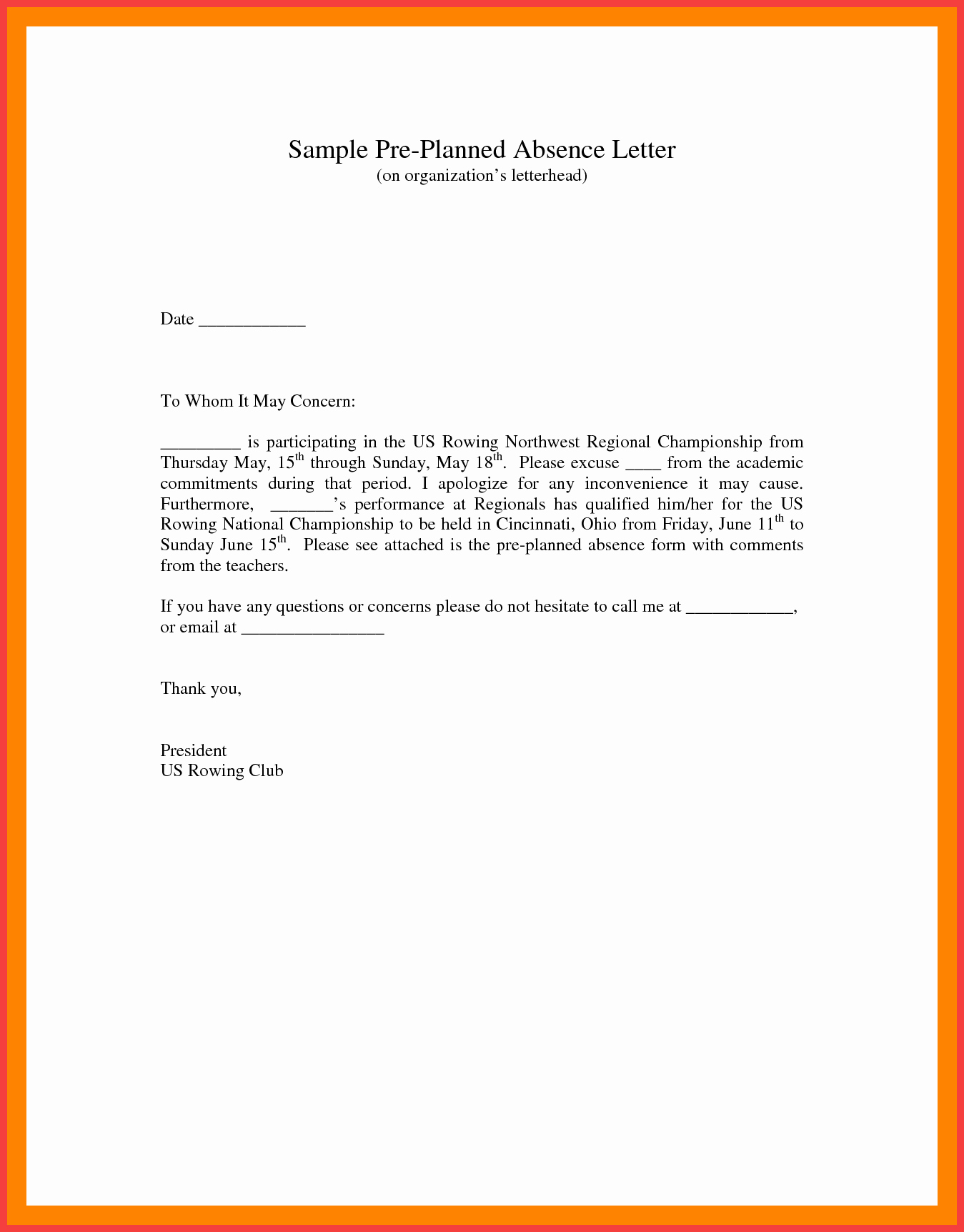 Absent Letter for School New School Excuse Letter Sample