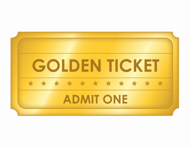 Admit One Ticket Template Awesome 36 Editable Blank Ticket Template Examples for event Thogati