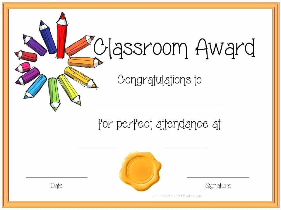 Award Certificate Template Free Elegant Award Templates Free
