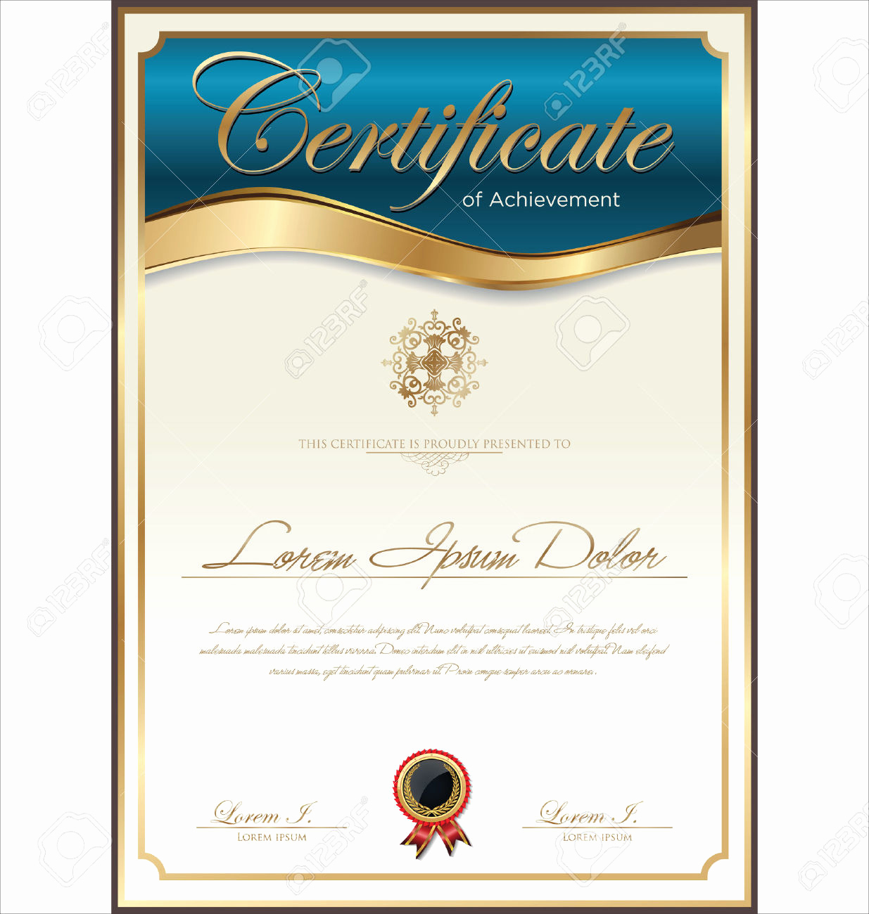 Award Certificate Template Free Fresh Certificate Templates Fotolip Rich Image and Wallpaper