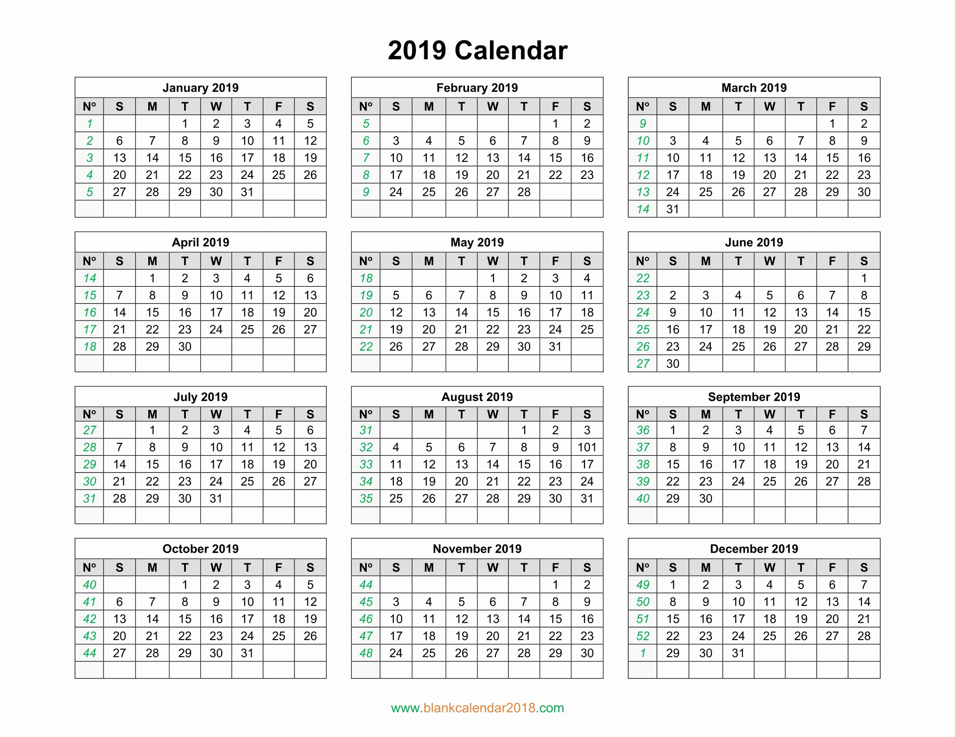 Blank Monthly Calendar Template Pdf Awesome Holidays Calendar