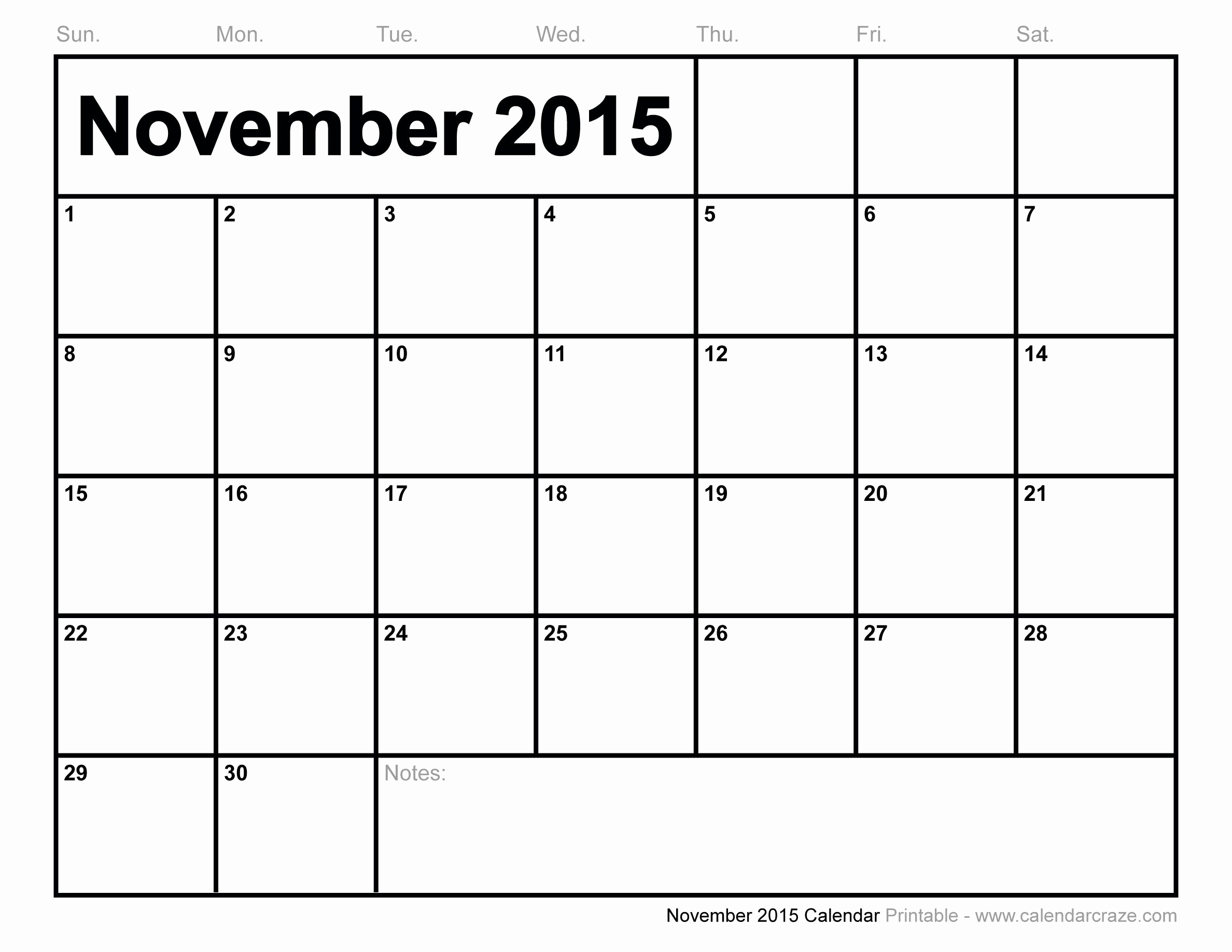 Blank Monthly Calendar Template Pdf New Feel Free to Download Nov 2015 Calendar with Holidays and