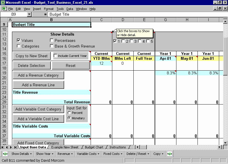 Business Budget Template Excel Beautiful Free Download Church Bud Templates Excel