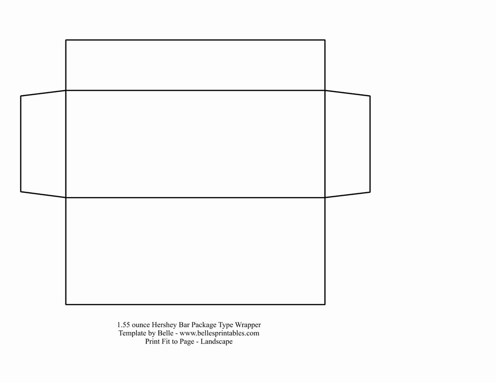 Candy Bar Wrapper Template Best Of Candy Wrapper Template Beepmunk