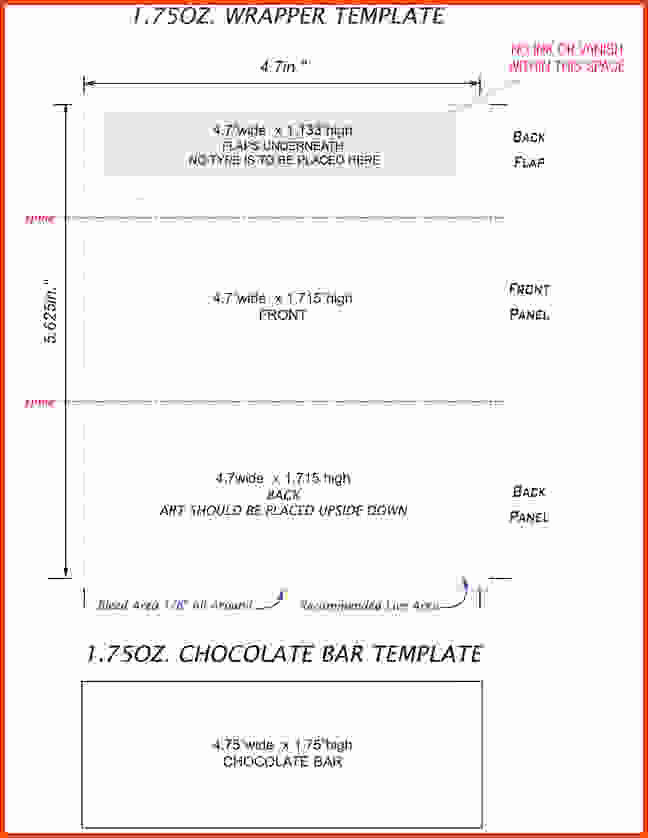 Candy Bar Wrapper Template Lovely Index Of Cdn 29 1994 479
