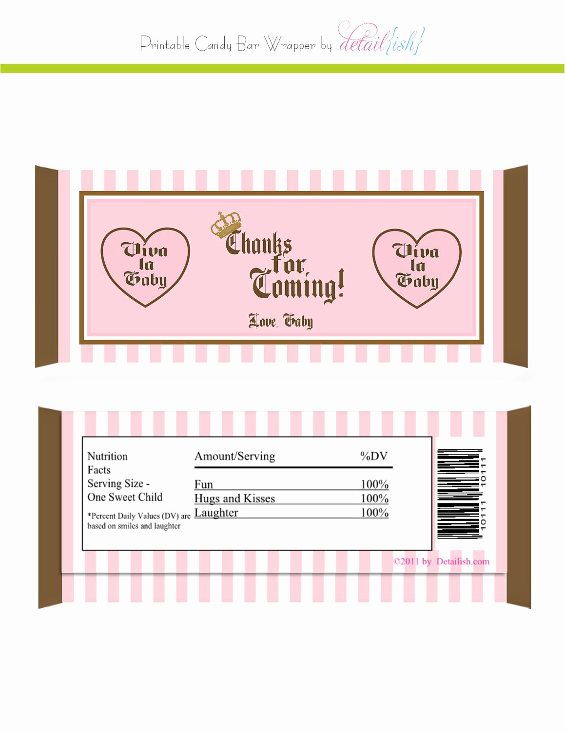 Candy Bar Wrapper Template New Items Similar to Juicy Couture Inspired Candy Bar Wrapper