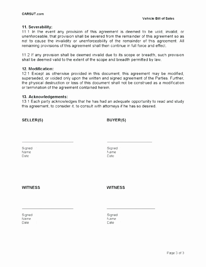 Contract for Selling A Car Best Of How to Write A Contract for Selling A Car Hashtag Bg