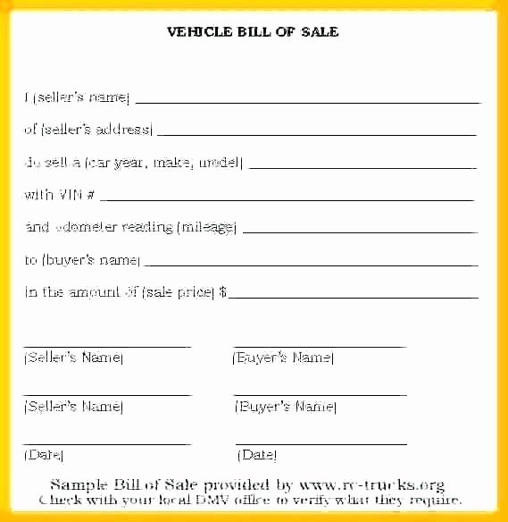 Contract for Selling A Car Fresh Example Receipt for Selling A Car Privately