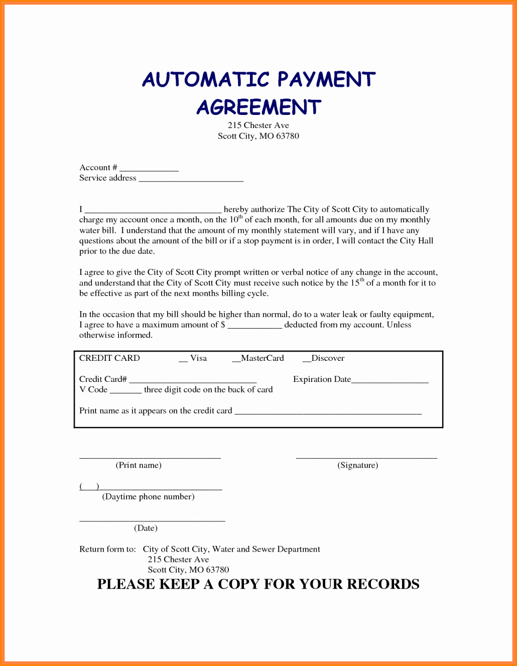Contract for Selling A Car Unique 5 Taking Over Car Payments Contract