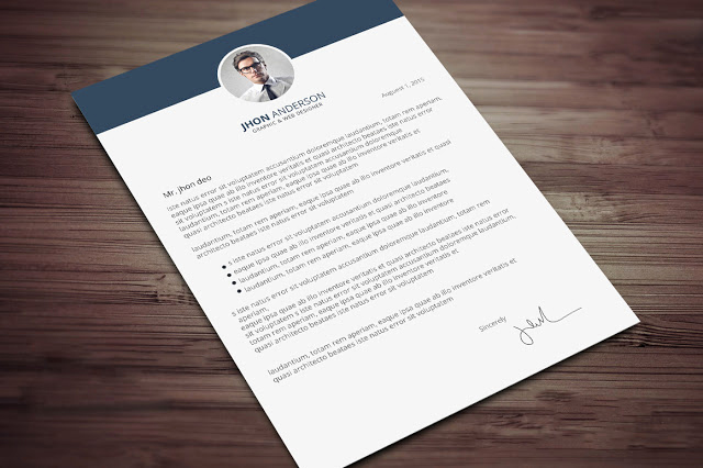 Creative Cover Letter Template Luxury Creative Resume Cv Template with Cover Letter and