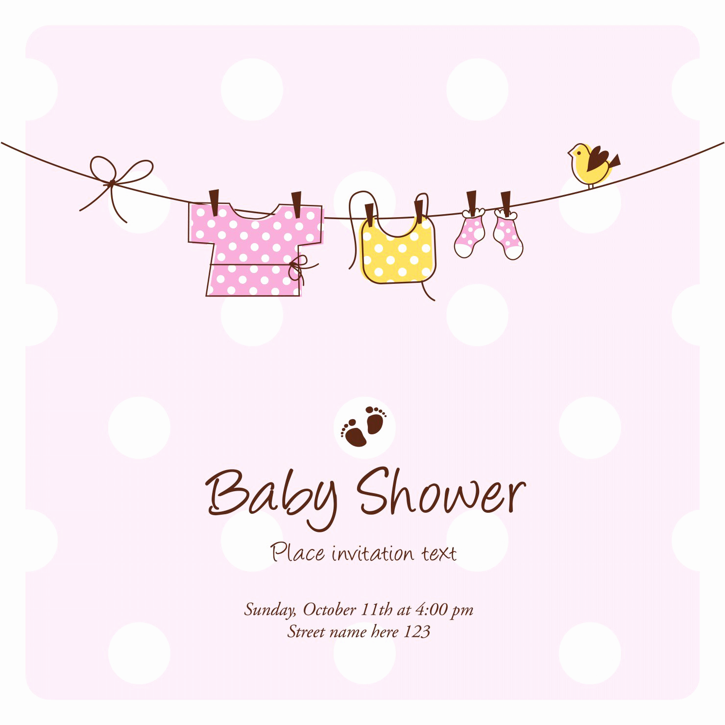 Free Baby Shower Invitation Templates Awesome Invitations Design Inspiration Unique Winter Party