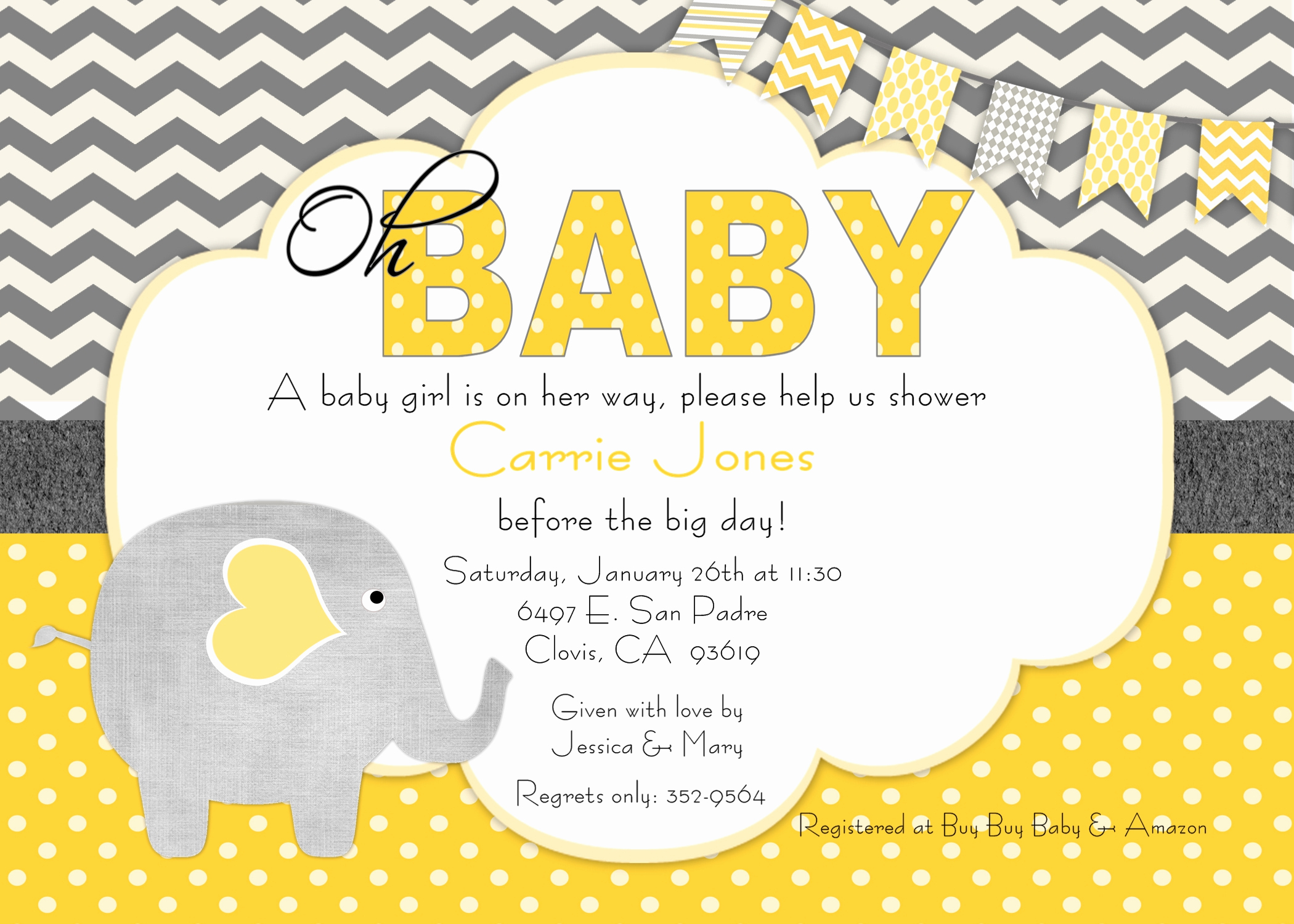 Free Baby Shower Invitation Templates Lovely Baby Shower Invitation