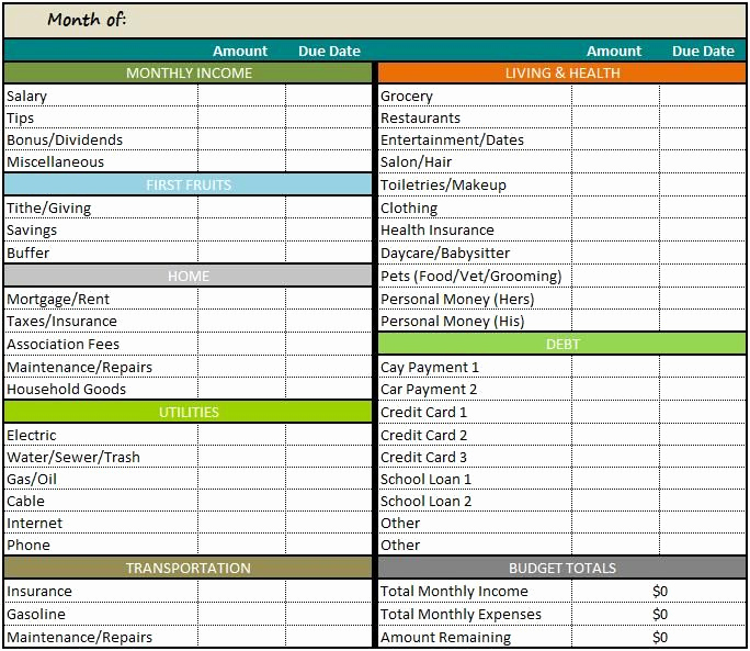 Free Excel Budget Template Fresh Best 25 Bud Templates Ideas On Pinterest