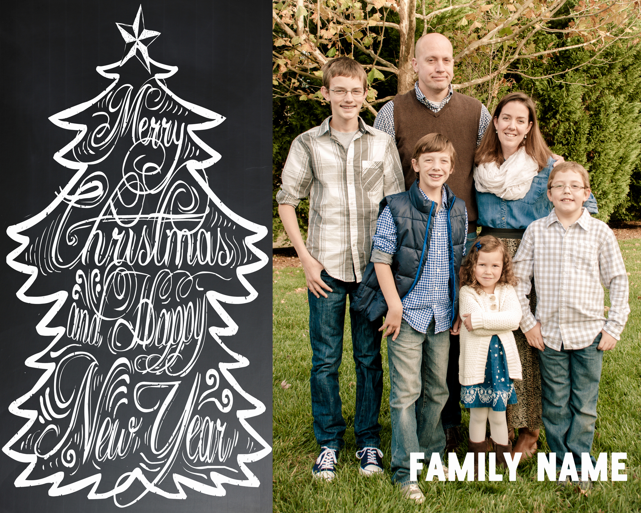 Free Photo Christmas Card Templates Fresh Free Chalkboard Christmas Card Download Ideas Goodncrazy