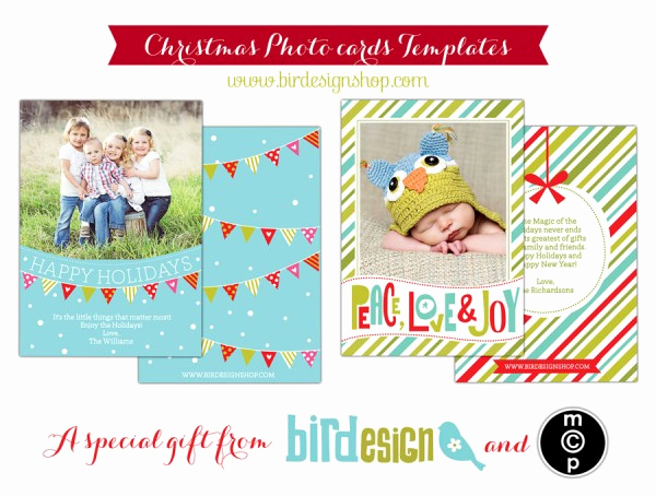 Free Photo Christmas Card Templates Luxury Free Holiday Card Template for Graphers Download now