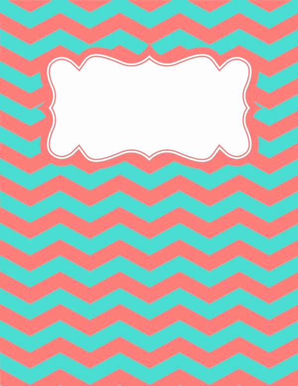 Free Printable Binder Covers Lovely Best 20 Chevron Binder Covers Ideas On Pinterest