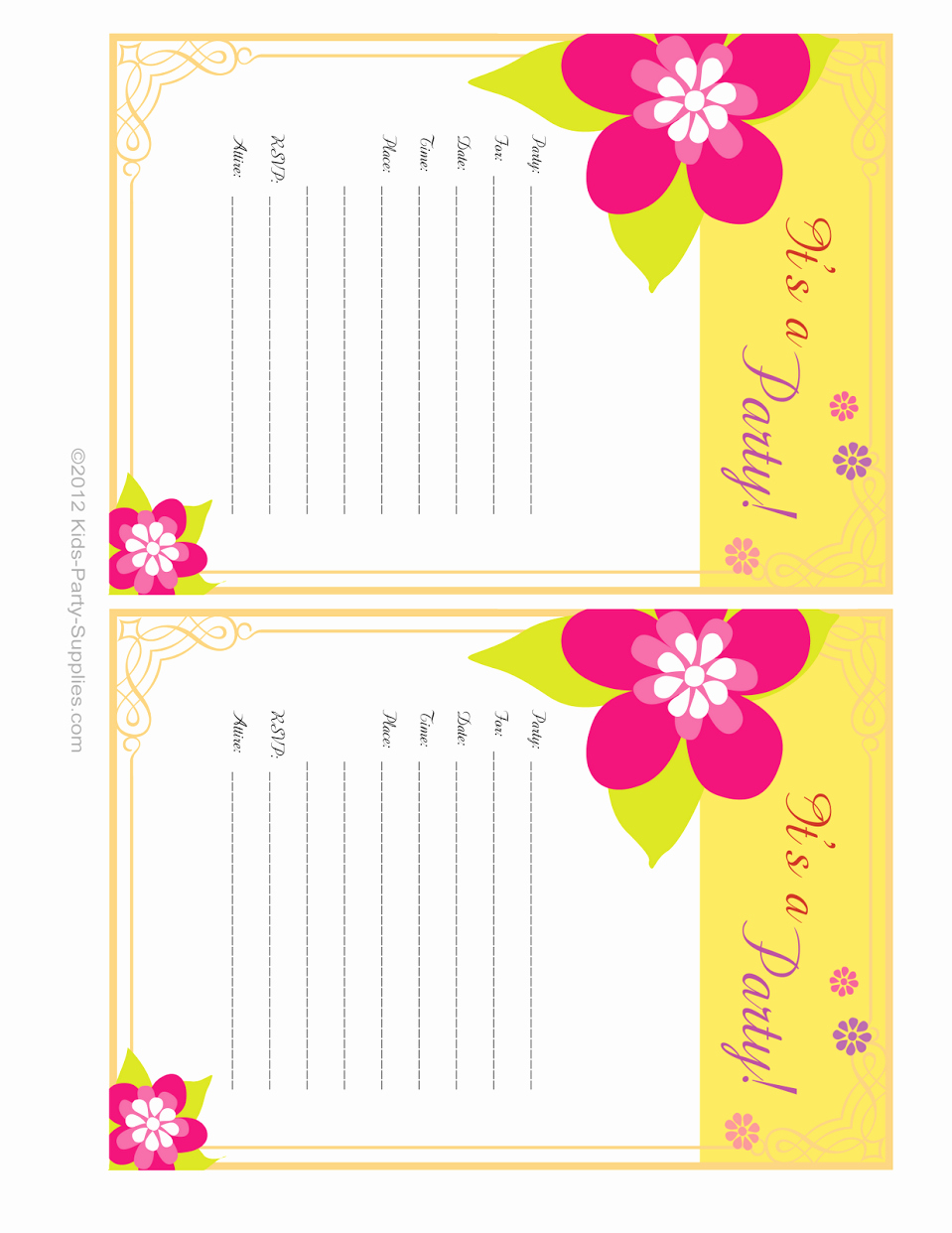 Free Printable Invitations Templates Best Of Printable Luau Invitations Templates