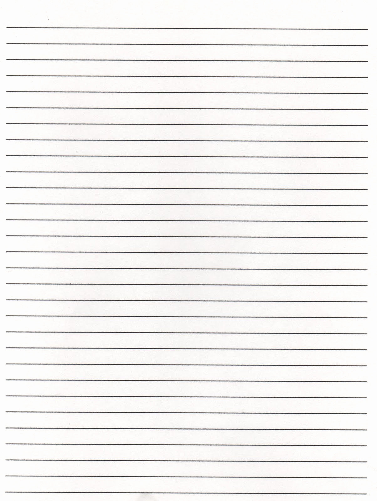 Free Printable Lined Paper Awesome Elementary School Enrichment Activities Lined Paper