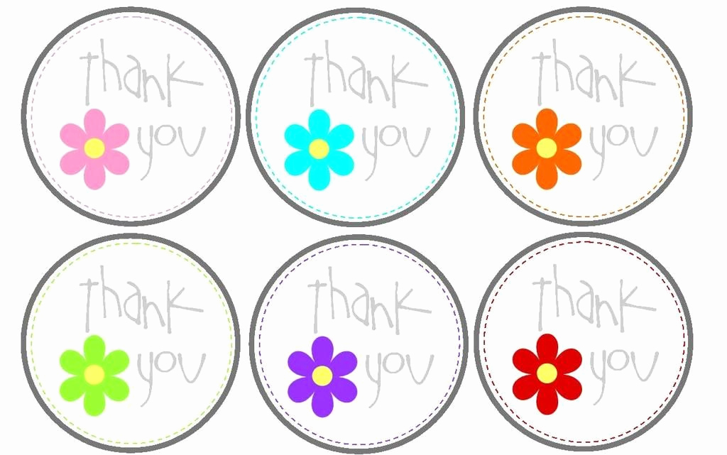 Free Printable Thank You Tags Elegant Does the thought Of Writing Thank You Notes Make You