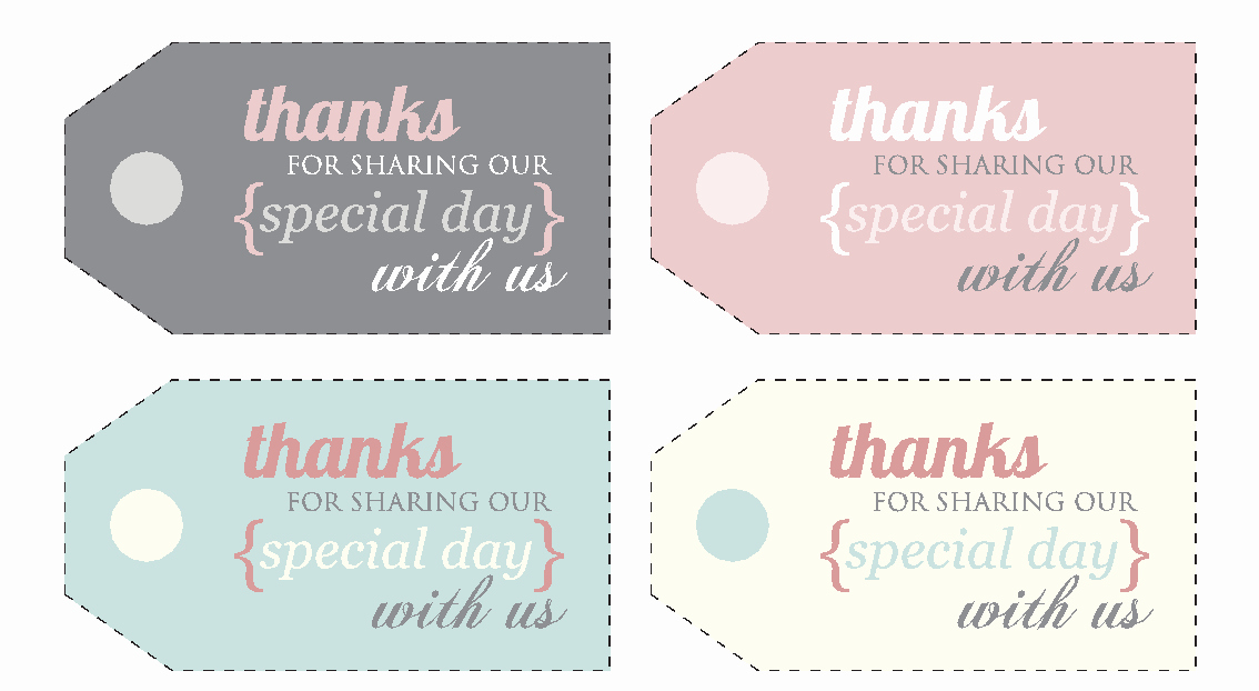 Free Printable Thank You Tags New 6 Best Of Disney Jr Printable Gift Tags Free