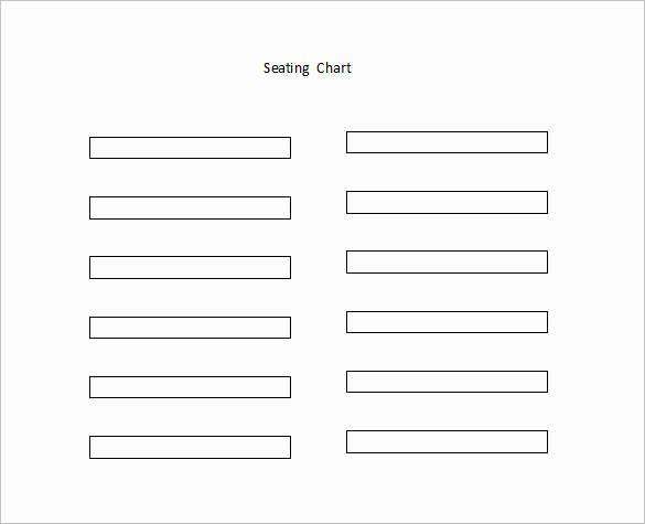 Free Seating Chart Template Beautiful Classroom Seating Chart Template 10 Examples In Pdf