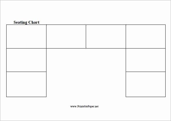 Free Seating Chart Template Beautiful Sample Seating Chart Template 16 Free Documents In Pdf