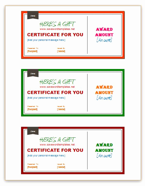 Gift Certificate Template Pages Best Of 17 Best Ideas About Gift Certificate Templates On