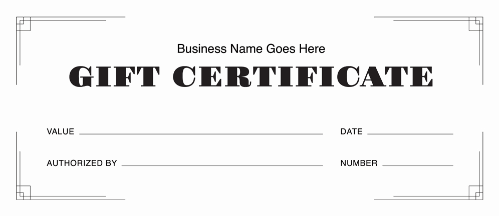 Gift Certificate Template Pages Best Of Gift Certificate Templates Download Free Gift