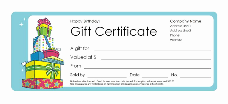 Gift Certificate Template Pages Luxury 173 Free Gift Certificate Templates You Can Customize