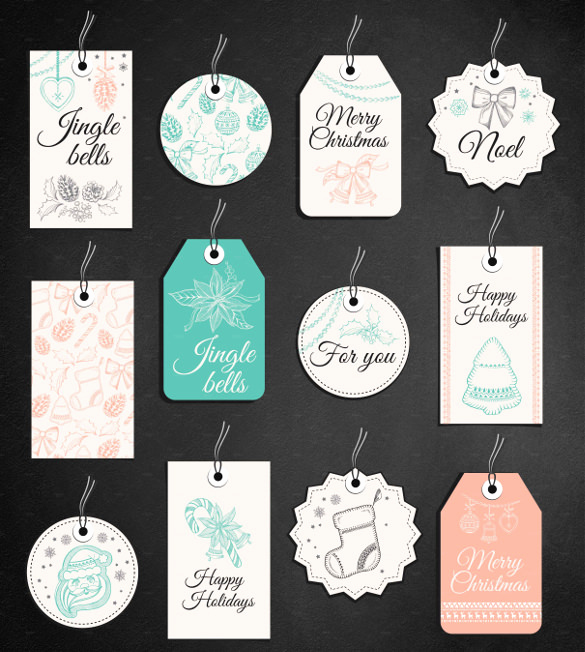 Gift Tag Template Word Inspirational Gift Tag Template 27 Free Printable Vector Eps Psd