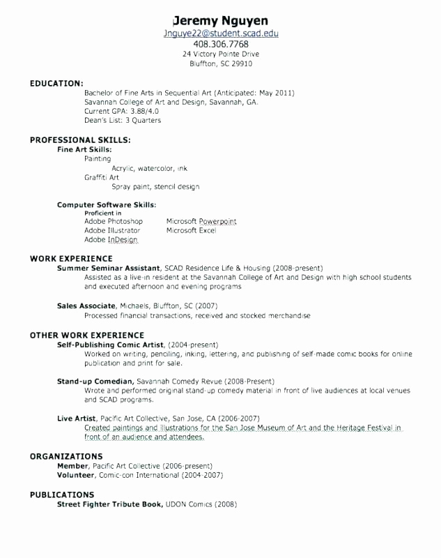 High School Diploma On Resume Fresh 12 13 High School Diploma On Resume Examples