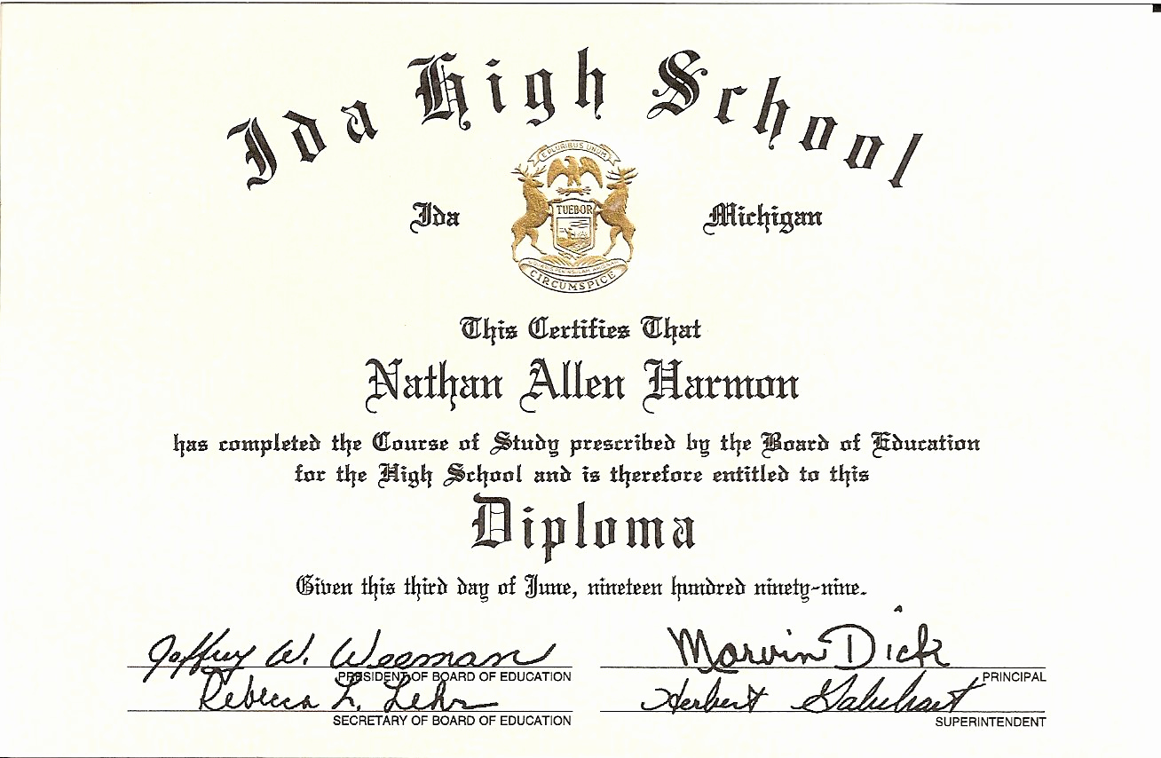 High School Diploma On Resume Lovely Index Of Resume