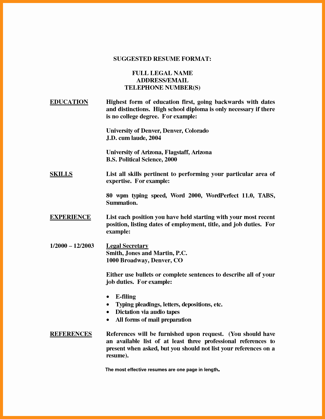 9 10 high school diploma on resume examples