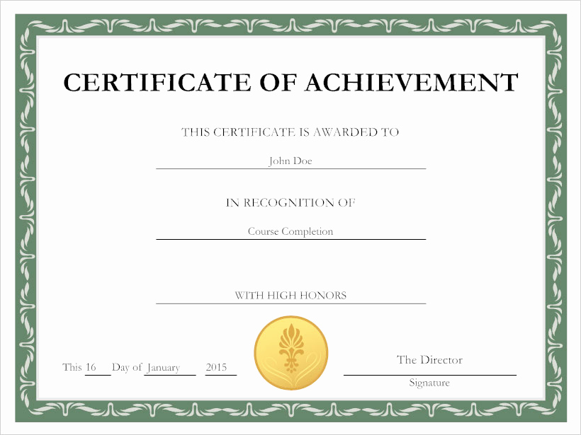 How to Make A Certificate Elegant Certificates Tips for Creating Custom Certificates