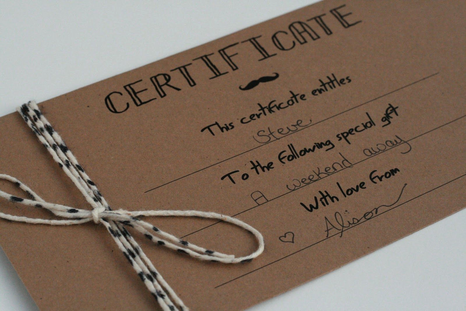 How to Make A Certificate Elegant Free Gift Certificate Templates Hippest Download
