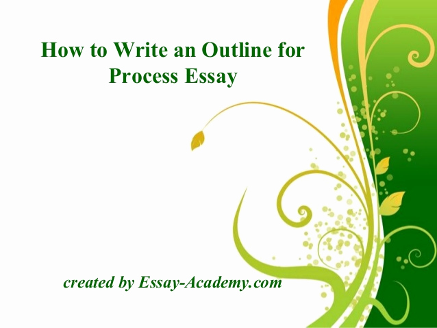 How to Outline An Essay Best Of How to Write An Outline for Process Essay