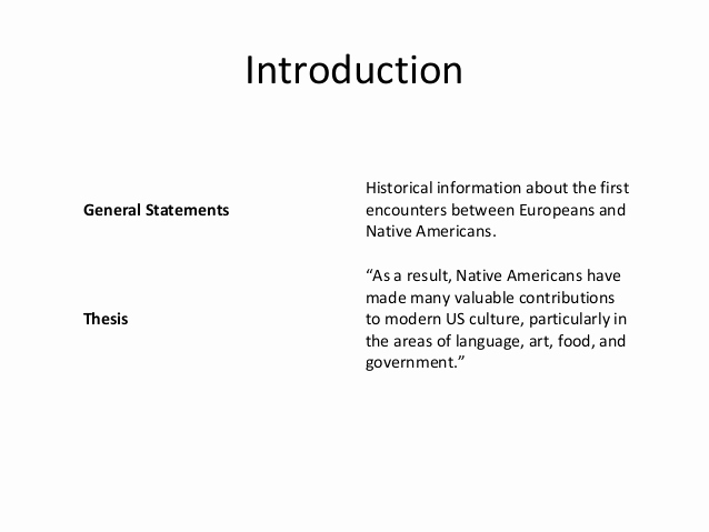 How to Outline An Essay New Outline Of Example Essay