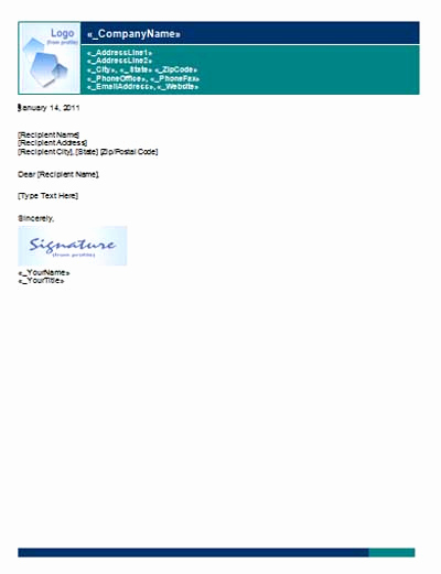 Microsoft Word Letterhead Template Lovely Letterhead Template Microsoft Word Templates