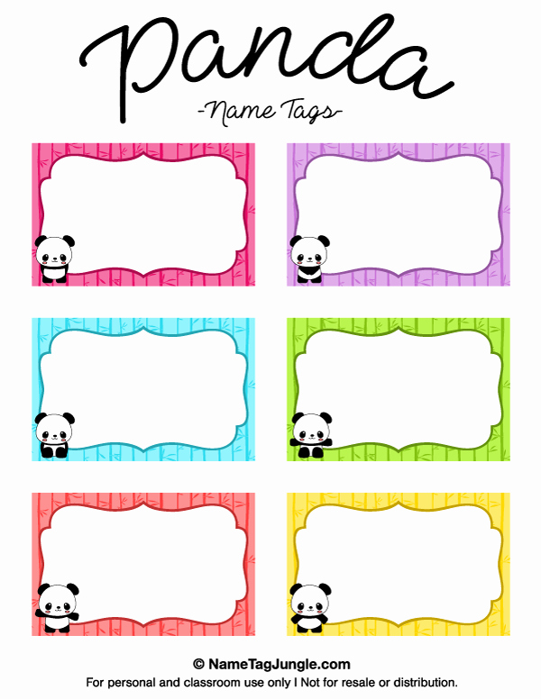 Name Tag Template Free Printable Lovely Pin by Muse Printables On Name Tags at Nametagjungle