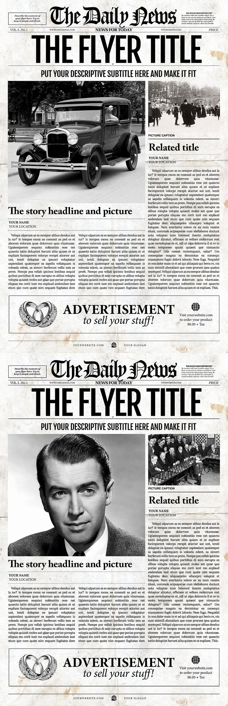 Newspaper Front Page Template Awesome Newspaper Front Pages On Pinterest