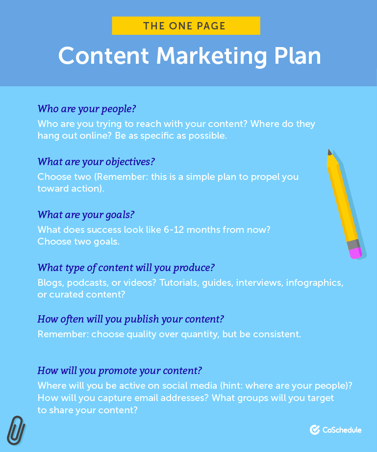 One Page Marketing Plan Lovely Sample Marketing Plans for Small Business Marketing Plans