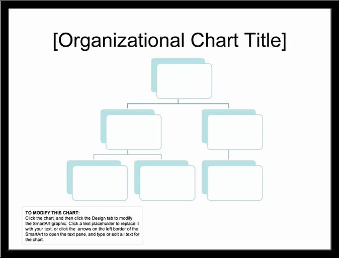 Organizational Chart Template Word Best Of Blank organizational Chart Samplesreference Letters Words