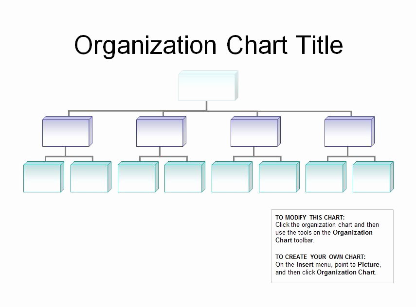 Organizational Chart Template Word Elegant organizational Printable Gallery Category Page 1