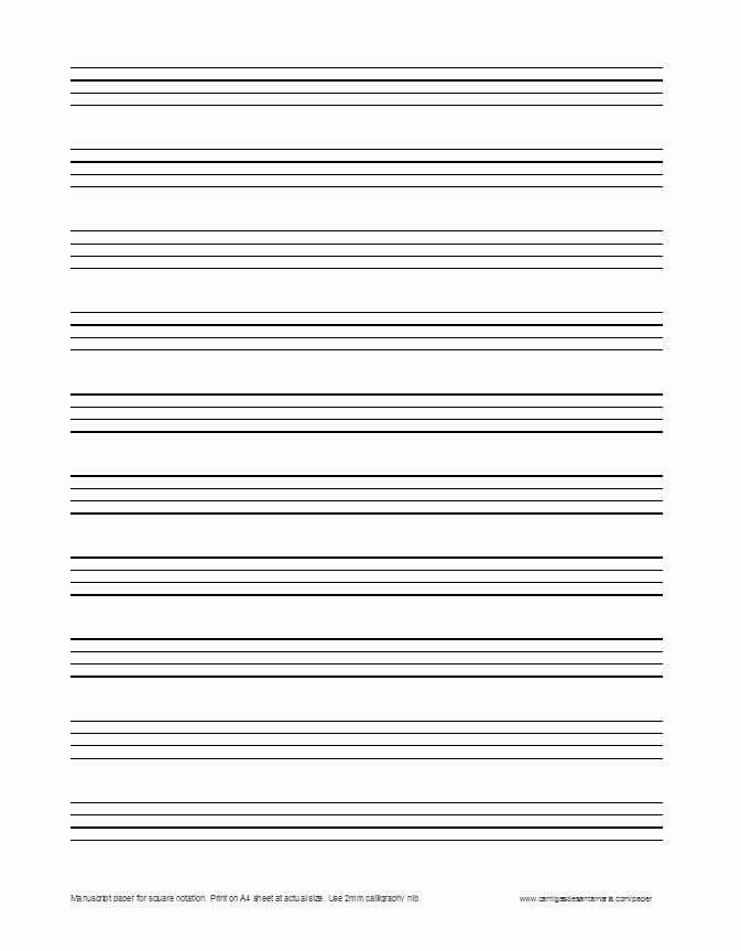 Printable Lined Paper Pdf Awesome 32 Printable Lined Paper Templates Template Lab