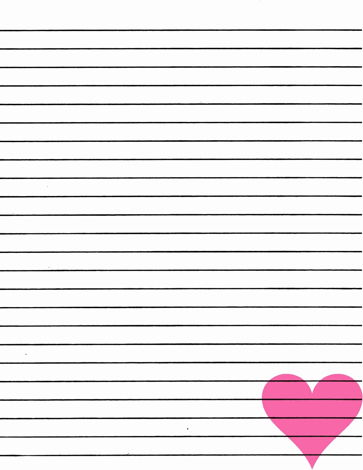 Printable Lined Paper Pdf Unique Lined Paper You Can Print In High Quality