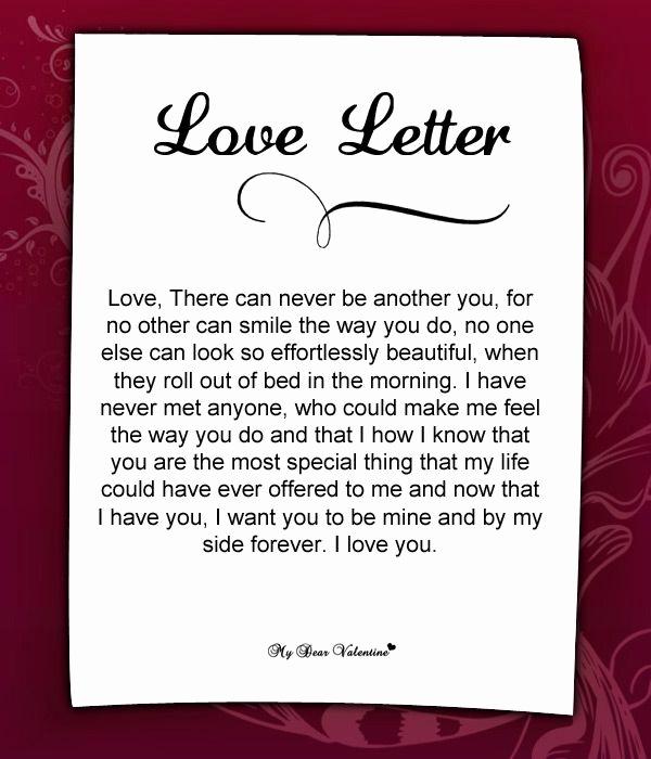Romantic Love Letters for Her Unique Love Letter for Her 34 Love Letters for Her
