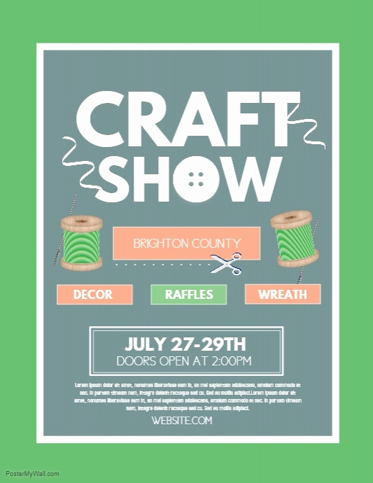 Run Of Show Template Elegant Copy Of Craft Show
