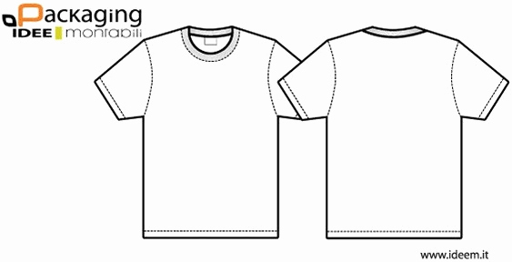 T Shirt Template Illustrator Fresh T Shirt Template Vector Free Vector In Encapsulated