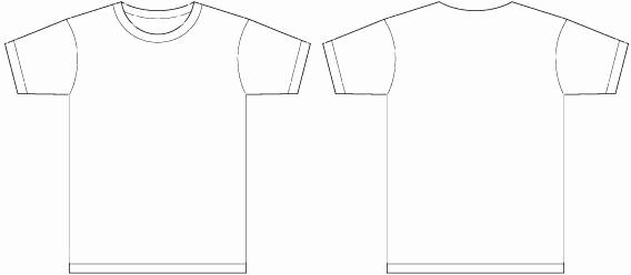 T Shirt Template Illustrator Inspirational Men T Shirt Free Vector In Adobe Illustrator Ai Ai