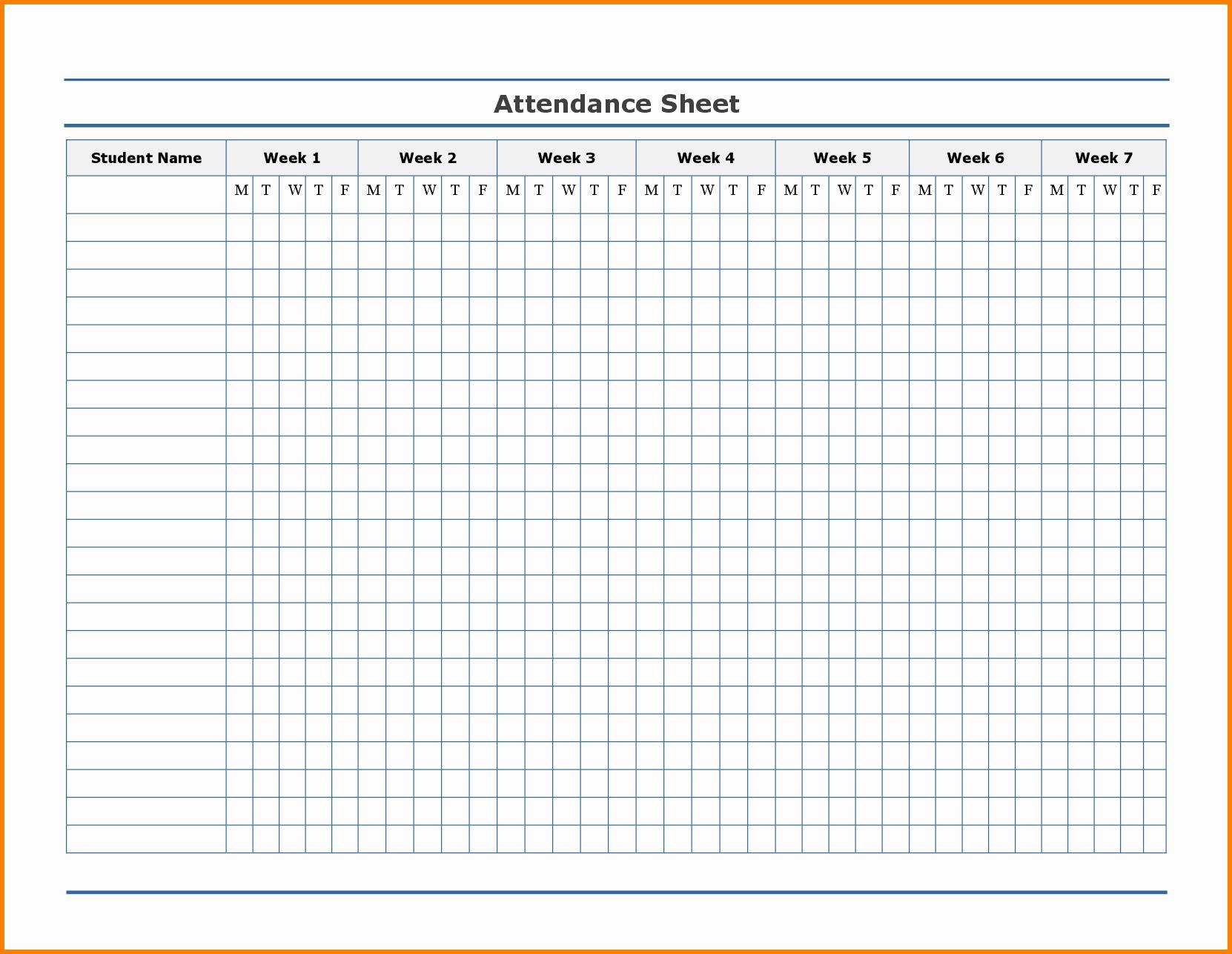 2019 attendance Calendar Free Fresh Free Employee attendance Calendar